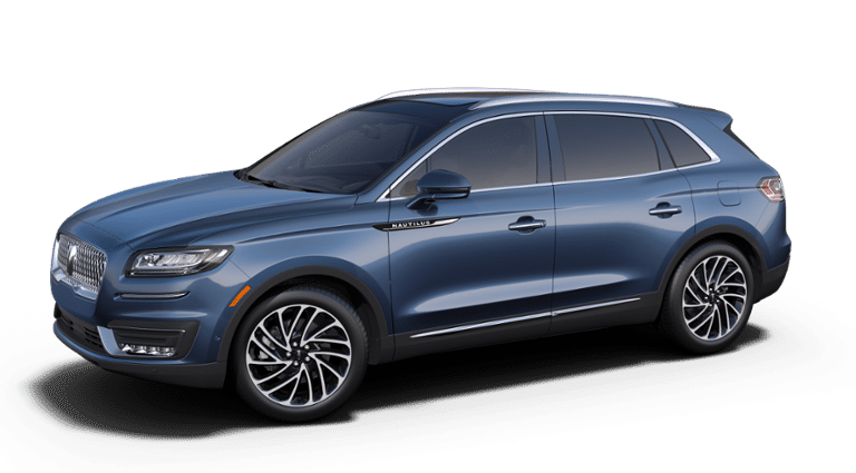 New 2019 Lincoln Nautilus Reserve SUV in Chambersburg, PA